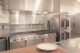Scottish Rite Kitchen